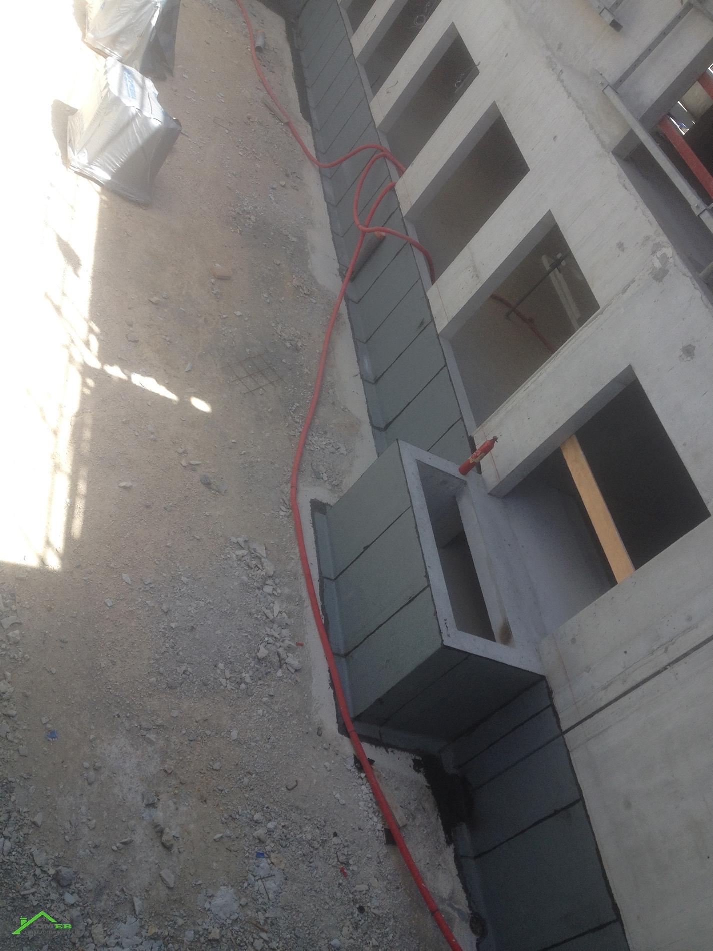 Etanch it dmeb services etancheite toit terrasse for Drainage autour d une terrasse